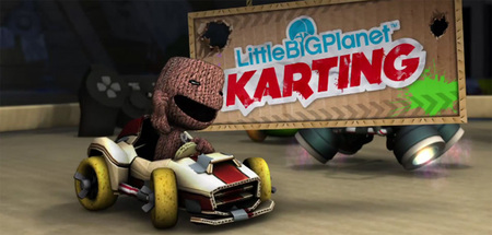 'LittleBigPlanet Karting' se muestra en vídeo