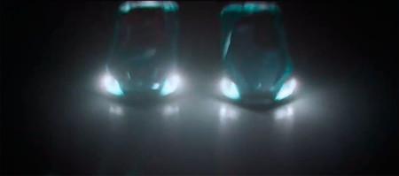 DSX E-Tense Concept, primer teaser