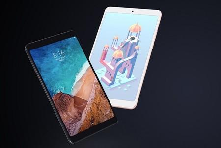 La nueva Xiaomi Mi Pad 4 ya disponible por 176 euros y envío gratis