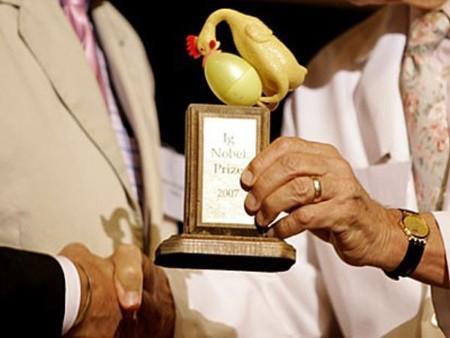 Los 20 ganadores más estrafalarios de los premios IgNobel (y II)