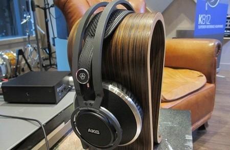 K812, los nuevos auriculares de gama alta  de AKG