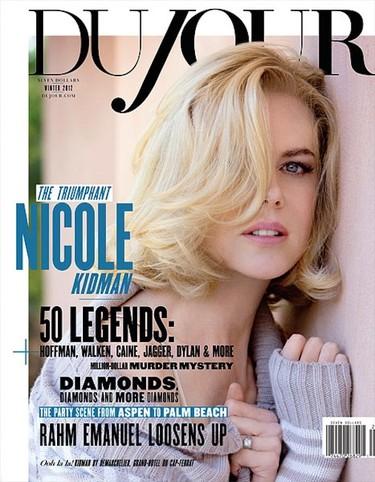 El pasado de Nicole Kidman es como un fantasma pelotero: no hay manera de que se vaya