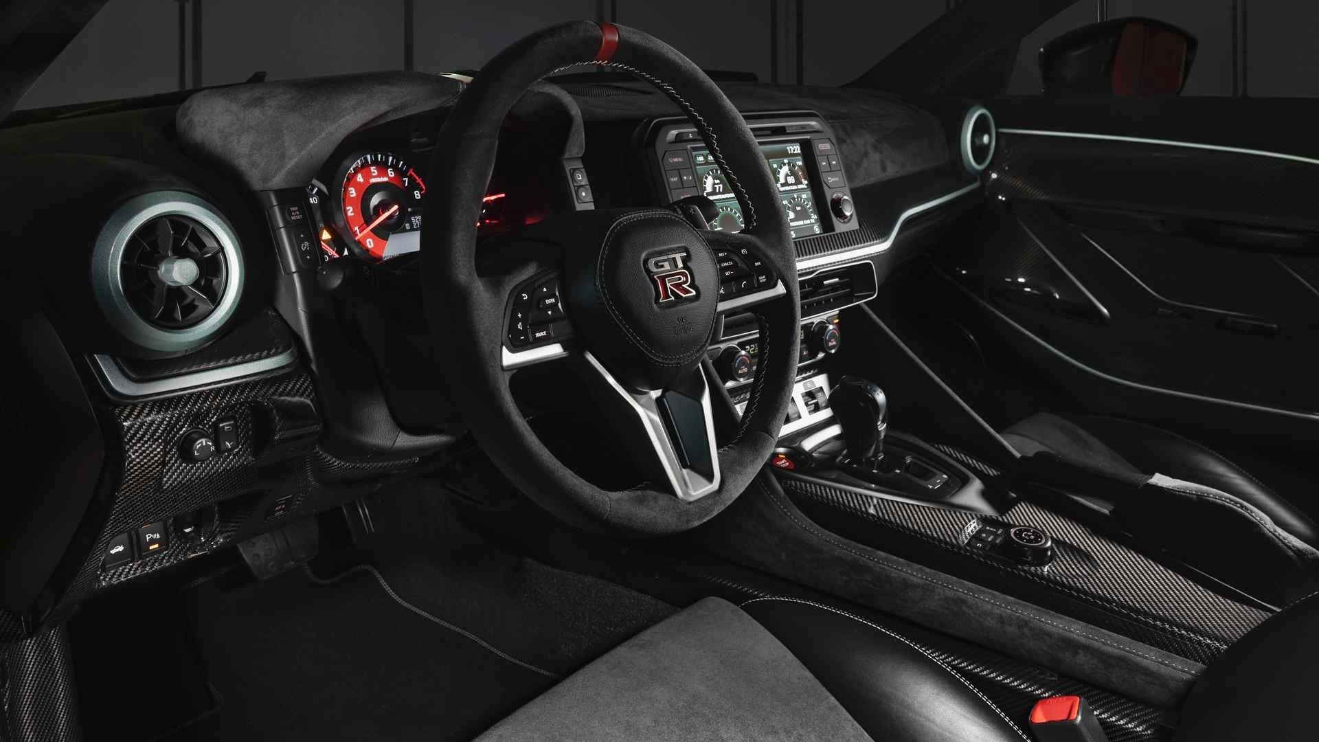 Foto de Nissan GT-R50 Italdesign 2020 (7/10)