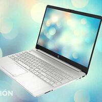 Este portátil de gama media es todo un chollo sólo en Amazon: HP 15s-eq1069ns por sólo 459,99 euros