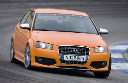 Audi S3 por MTM: 330 caballos bien acompañados