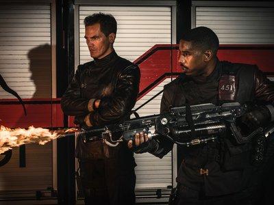 Se acerca la nueva versión de 'Fahrenheit 451': HBO presenta un teaser tráiler y más imágenes de la película