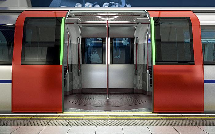 Foto de Metro de lOndres nuevo (8/9)