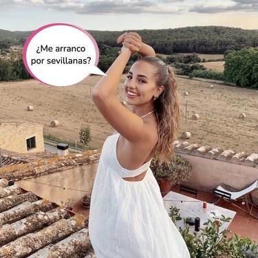Así es Luna, la nieta de Joan Manuel Serrat: 'influencer', actriz y amiguísima de Anita Matamoros