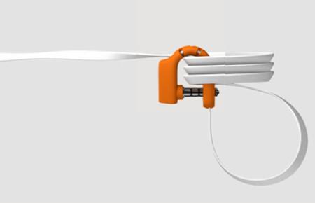 Zound Lasso - Diseño conector-recogecables