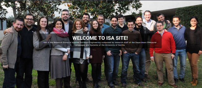 Investigadores de ISA