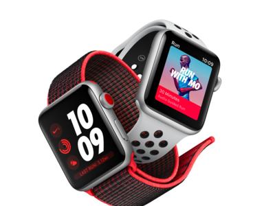 Apple Watch Series 3: precio y disponibilidad en Colombia