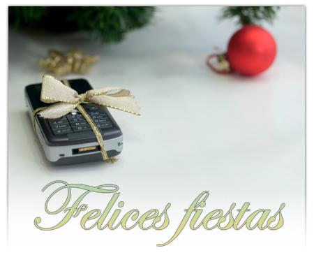 ¡El equipo de Xataka Móvil os desea Feliz Navidad!