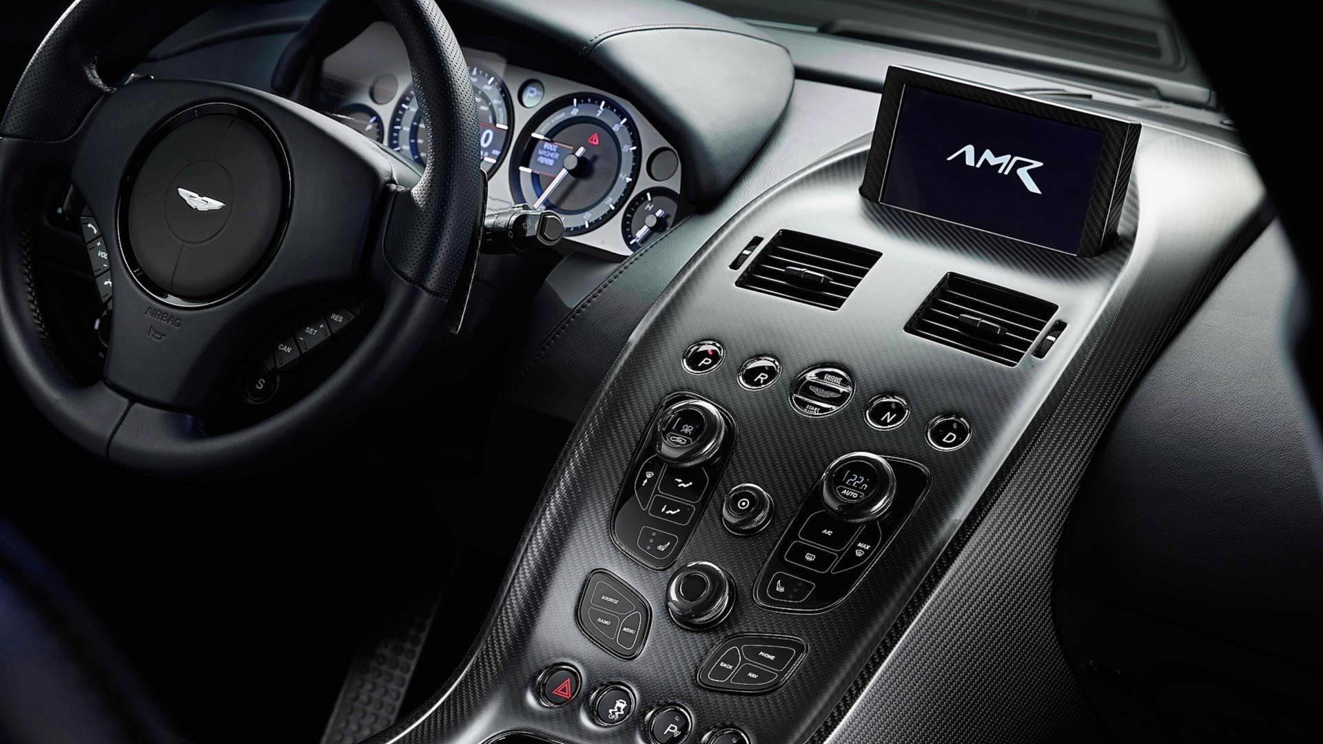 Foto de Aston Martin Rapide AMR (8/10)