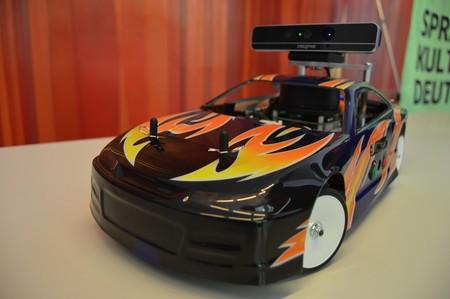 La primera carrera de vehículos autónomos a escala en México se celebrará el 2 de abril en el IPN