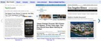 Google Fast Flip ya está en la página de Google News