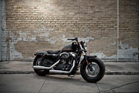 Harley Davidson Forty-Eight, la nueva de la familia Sporster