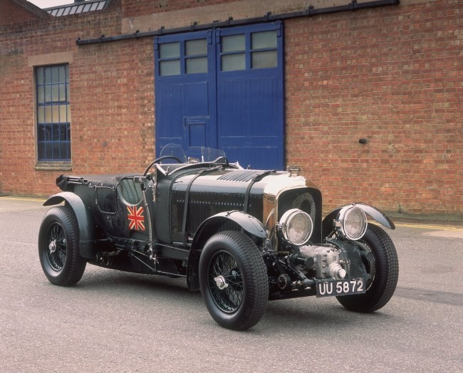 Bentley Blower 4.5 Supercharged