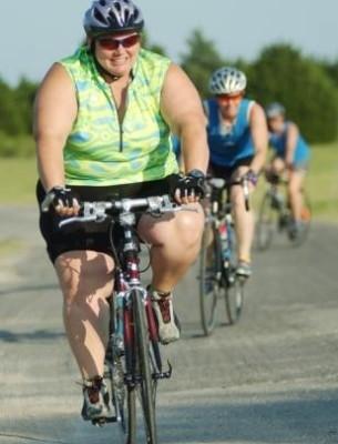 El ejercicio en obesos aumenta el metabolismo de las grasas