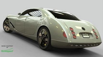 Natalia SLS 2, un nuevo coche de lujo firmado por DiMora