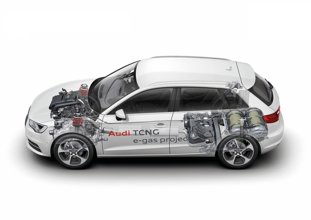Foto de Audi A3 Sportback 2013 (52/52)