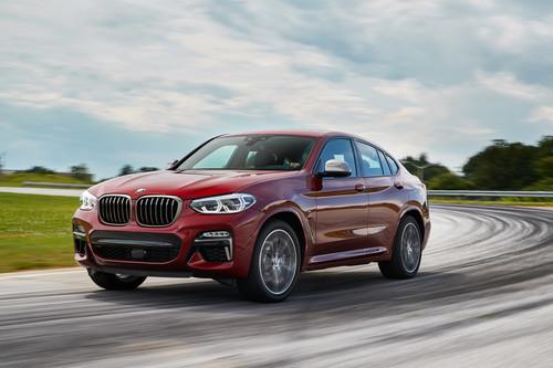 BMW X4 2019, al volante del SUV coupé más entretenido hasta el momento