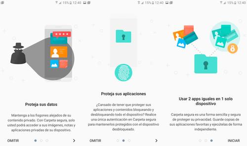 Cómo proteger tus fotos y archivos con Carpeta Segura de Samsung