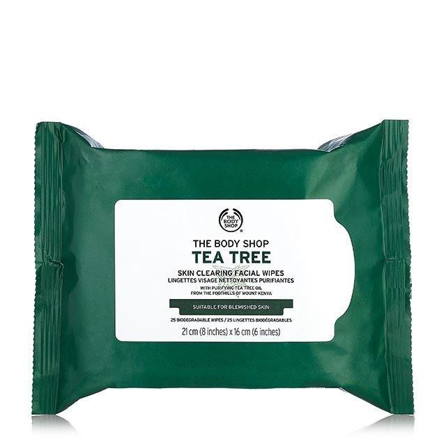 Tea Tree Skin Clearing Facial Wipes cinco 640x640