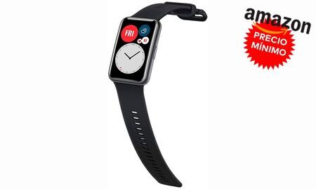 A precio mínimo y más barato que en el Black Friday: el Watch Fit de Huawei, ahora en Amazon por sólo 79 euros