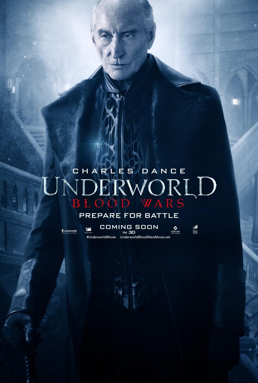 Foto de 'Underworld: Guerras de sangre', carteles de los protagonistas (2/5)