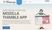 Thimble, el editor web de Mozilla en la nube ideal para principiantes