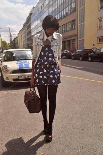 Los mejores looks de calle Primavera-Verano 2010 para ir al trabajo con clase y no pasar calor