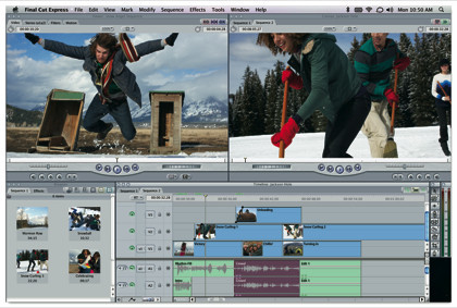 Final Cut Express 4 lanzado