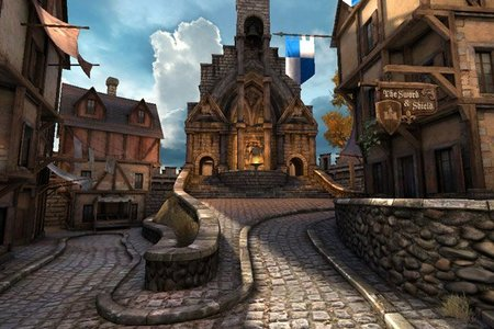 'Epic Citadel', potencia gráfica en el iPhone para parar un tren gracias al Unreal Engine