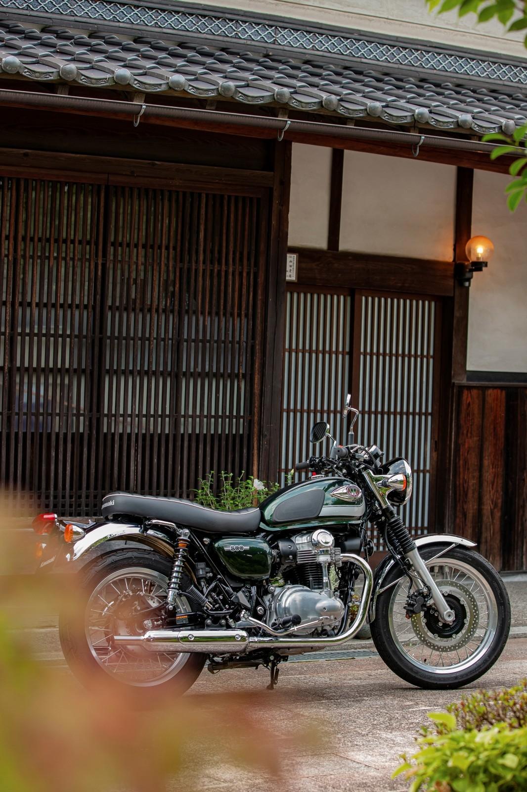Foto de Kawasaki W800 2020 (21/48)