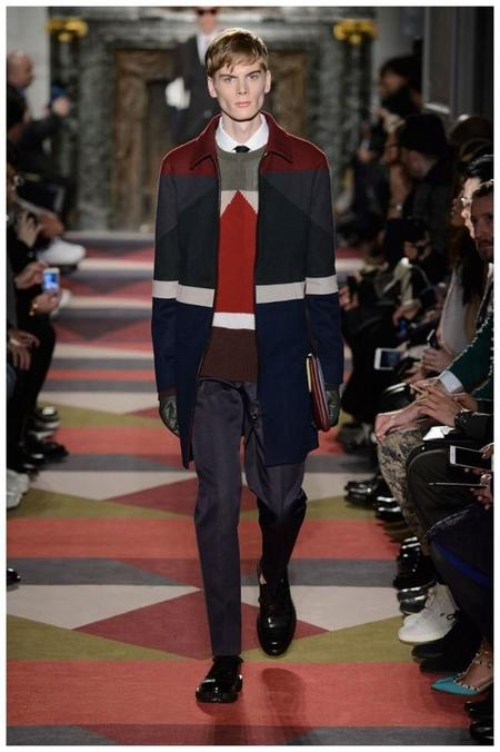 Valentino Men Fall Winter 2015 Menswear Collection 006