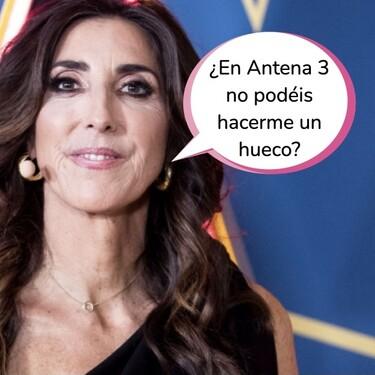 Paz Padilla habla claro en 'Sálvame': esta es la condición que ha puesto para seguir trabajando en Telecinco