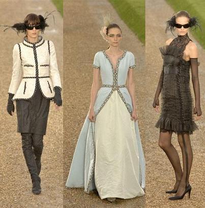 Chanel Alta Costura otoño-invierno 2007/08