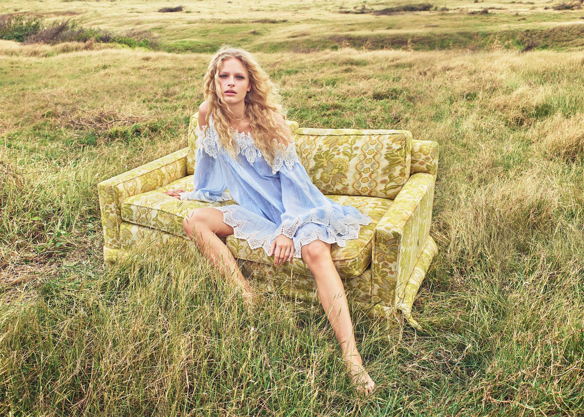 Zara Campaña Primavera 2016