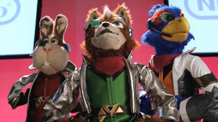 Se revelan más detalles y 9 minutes de Star Fox Zero