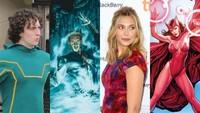 'Los Vengadores: La era de Ultrón', Aaron Taylor-Johnson y Elizabeth Olsen se suman a los superhéroes de Marvel