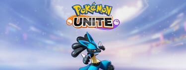 Guía de Lucario en Pokémon Unite: un combo aterrador