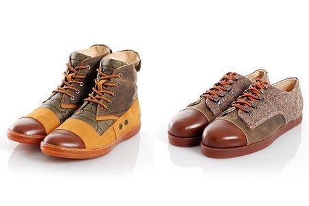 Gram, una línea de calzado sueca fuera de lo común