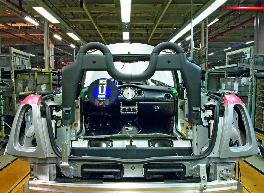 Foto de Finaliza la producción del Mini Cabrio (3/7)