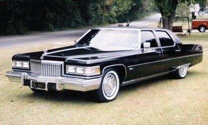 El Cadillac de Johnny Cash a subasta en Barrett-Jackson