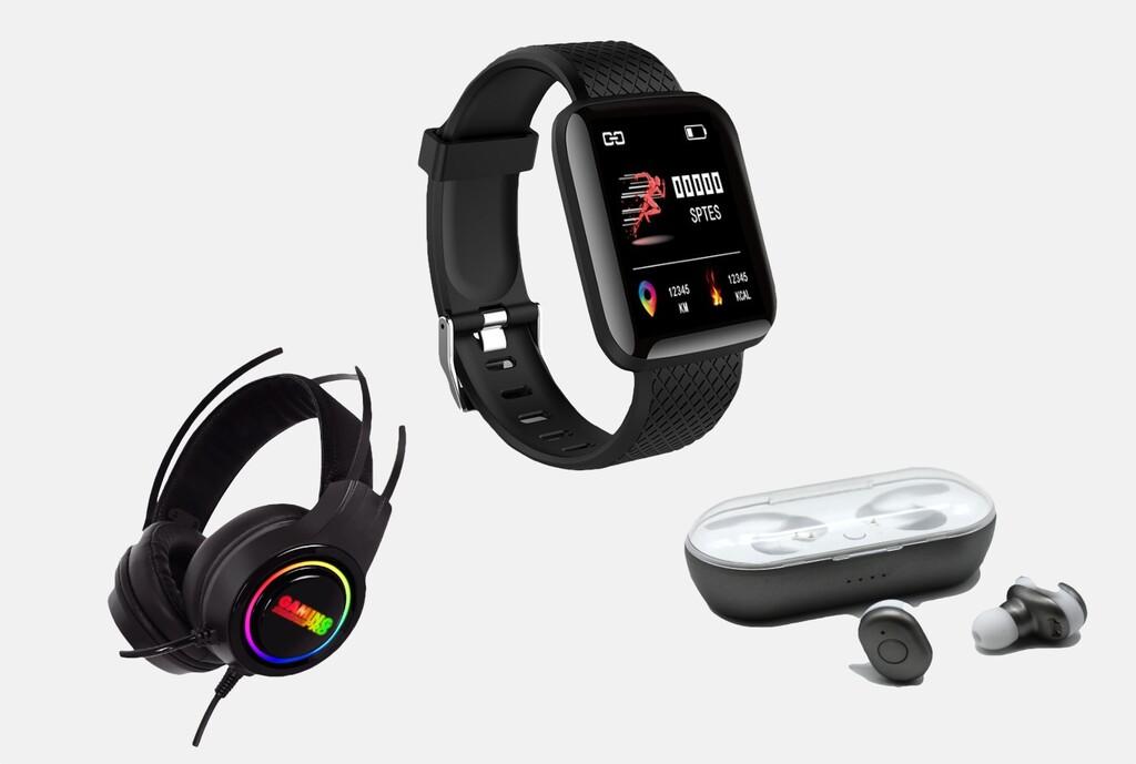 Los supermercados abrazan la tecnología: ALDI se une al sector con varios productos 'gaming' y hasta una smartband