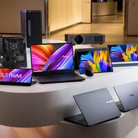 ASUS le pone un dial a sus laptops para creadores: la actualización de la línea Pro Art viene con Intel de 11a gen y pantallas OLED
