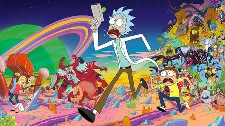 Rick y Morty también van por ahí Cazando Gangas