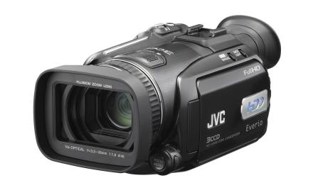 [CES 2007] JVC Everio GZ-HD7, graba en HD