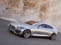 Confirmado el derivado del BMW Concept CS en Tokyo