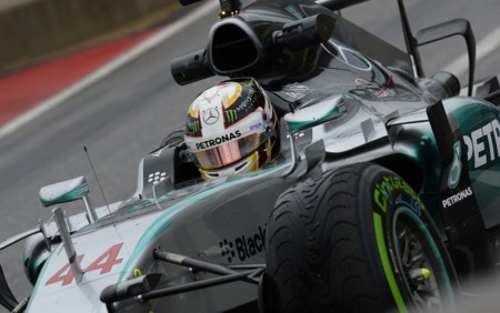 Lewis Hamilton vence una carrera memorable y ya es Campeón del Mundo